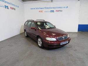 2003 Vauxhall Omega Estate GLS DTI 2172cc