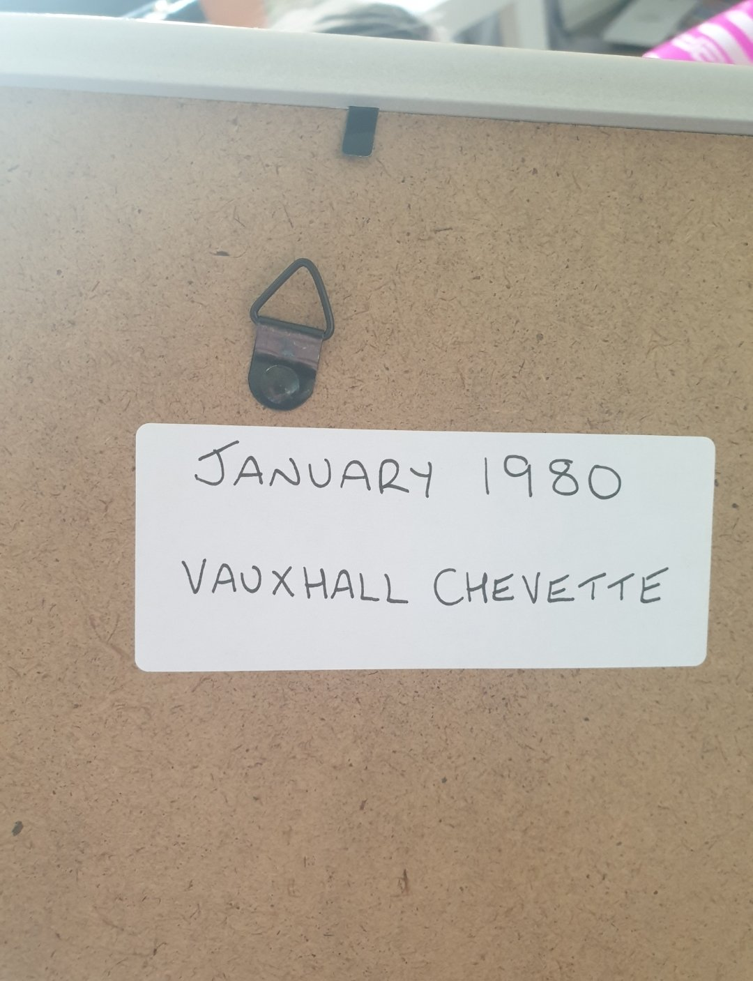 1980 Original Vauxhall Chevette Advert For Sale (picture 2 of 2)