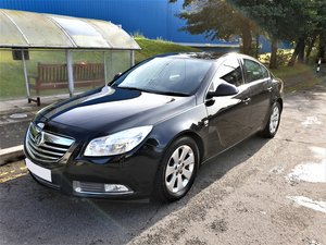 2011 Vauxhall Insignia sri 1.8 petrol with only 69510 miles