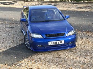 2002 Vauxhall Astra Triple 8 Limited Edition