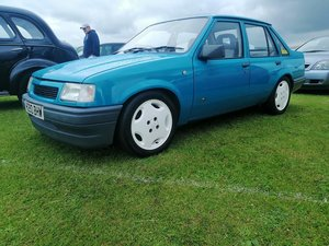 1991 Vauxhall Nova Saloon For Sale