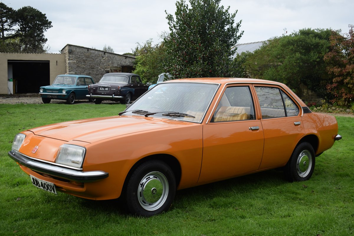 1980 1981 VAUXHALL CAVALIER MARK 1 1.3. MAYBE ONLY 1 LEFT. SUPERB For Sale (picture 3 of 6)