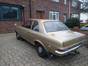1974 Vauxhall Viva Genuine 24,000 miles. For Sale