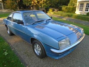 1978 Vauxhall Cavalier Mk1 2000 2 door coupe.  For Sale