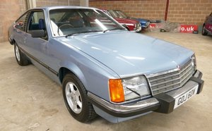 1980 Vauxhall Royale Coupe For Sale by Auction