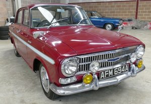 1963 Vauxhall VX4/90 For Sale by Auction