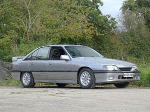 1993  Vauxhall Carlton GSi 3000