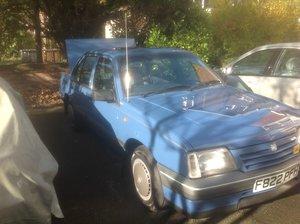 1988 Cavalier GL 1600 For Sale