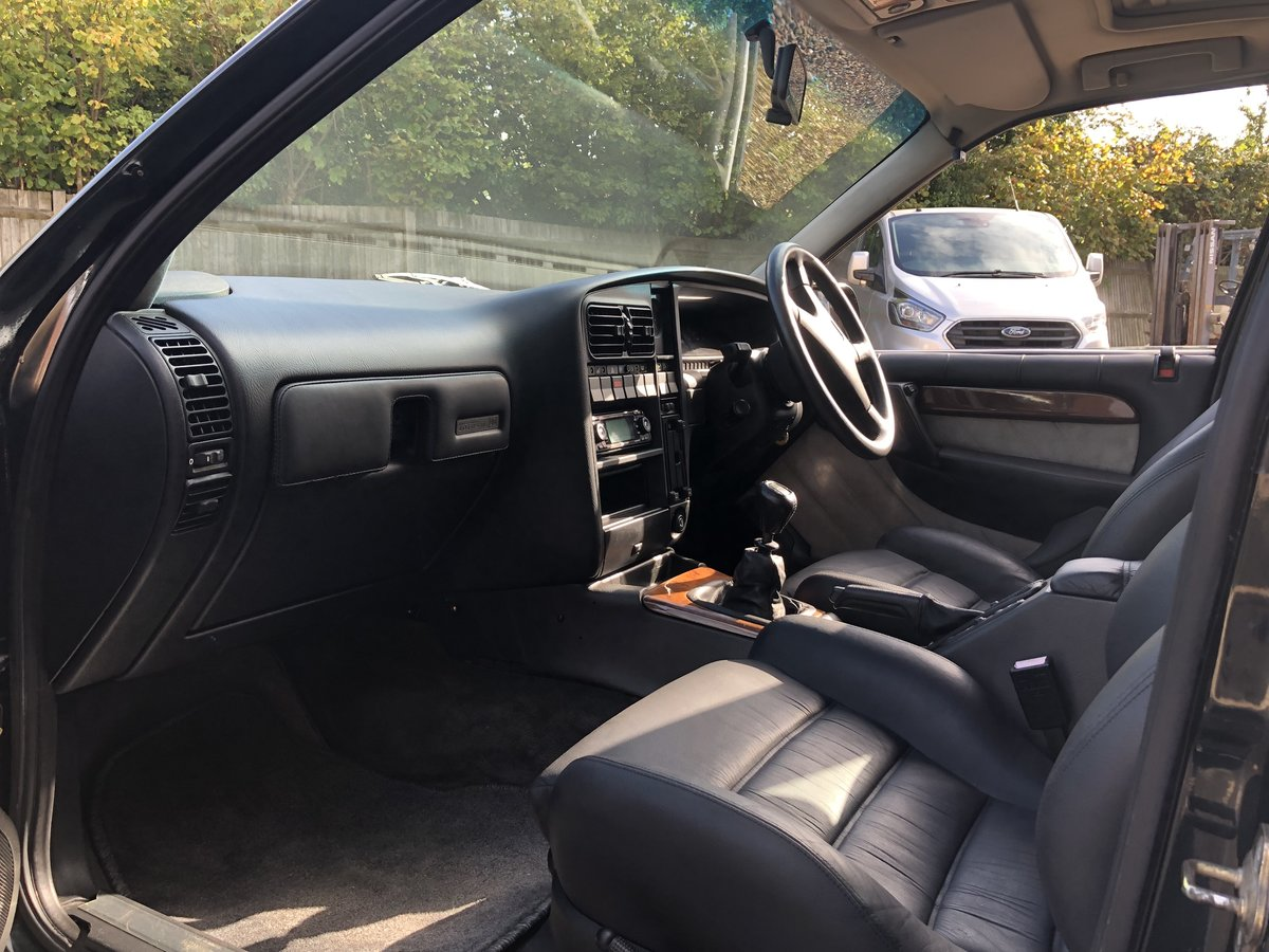 1993 Lotus Carlton Fully restored For Sale (picture 2 of 6)