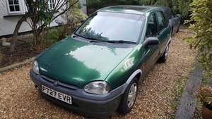 Corsa Super condition 44k 1.4 gls