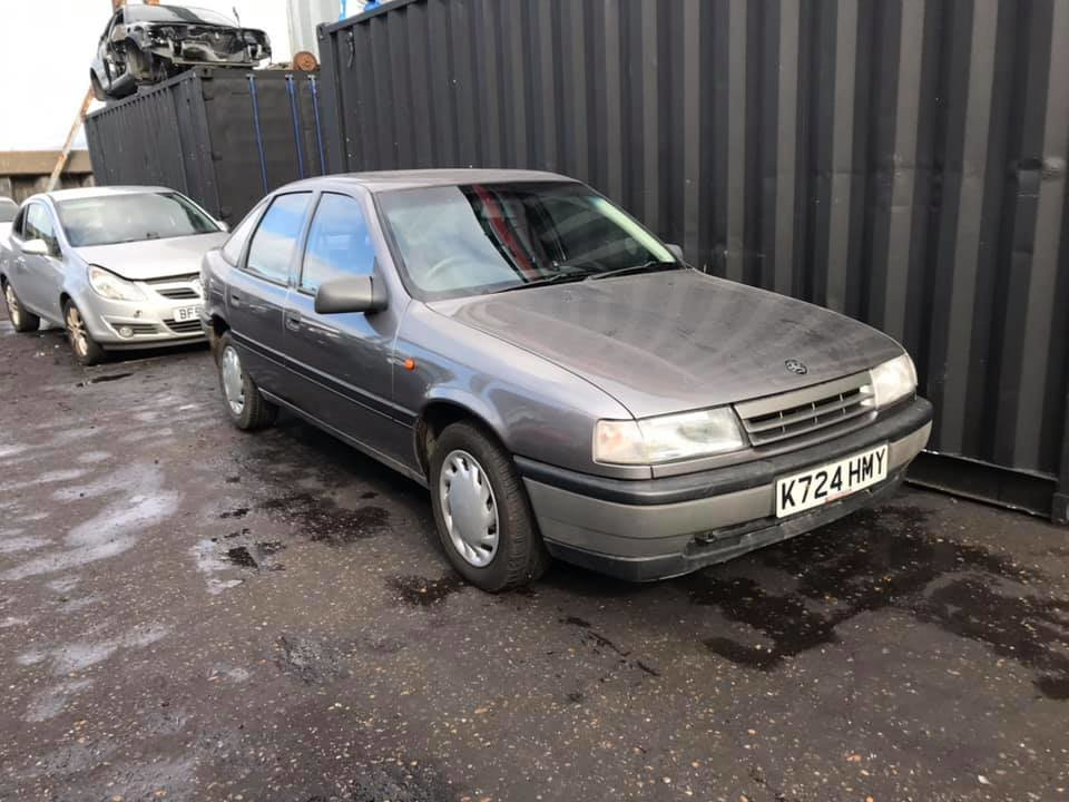 1992 Cavalier 1.8 automatic 1 owner low mileage For Sale (picture 1 of 6)