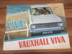 Vauxhall Viva HA  For Sale