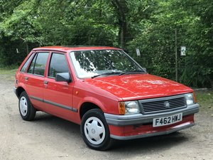 1989 Vauxhall Nova - Incredible Example! For Sale