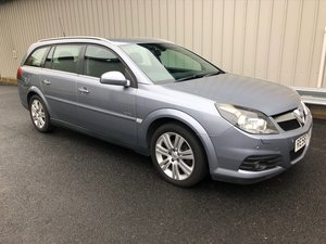 2008 58 VAUXHALL VECTRA 1.9 ELITE CDTI 16V ESTATE 150 BHP SOLD