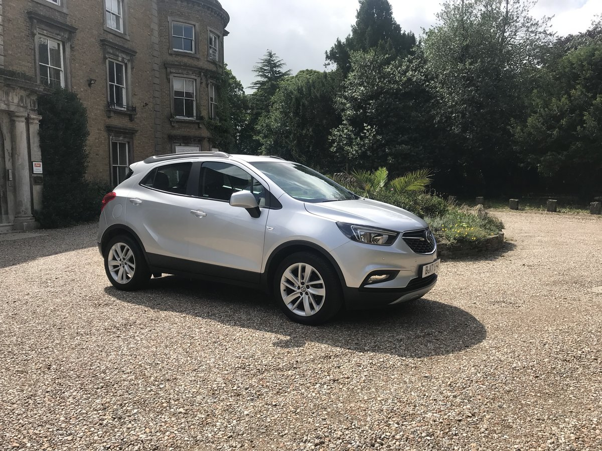 2017 VAUXHALL MOKKA ACTIVE SS 1.6 MANUAL For Sale (picture 1 of 6)