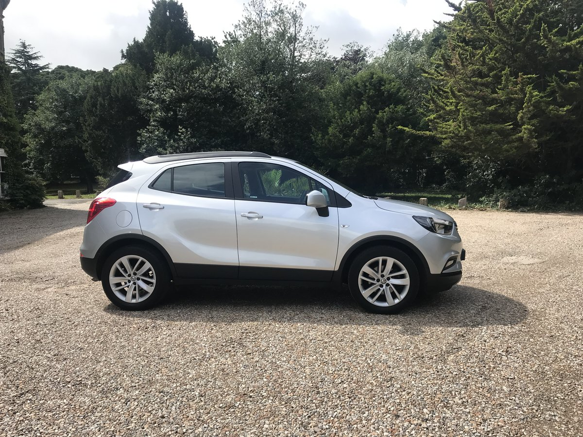 2017 VAUXHALL MOKKA ACTIVE SS 1.6 MANUAL For Sale (picture 2 of 6)
