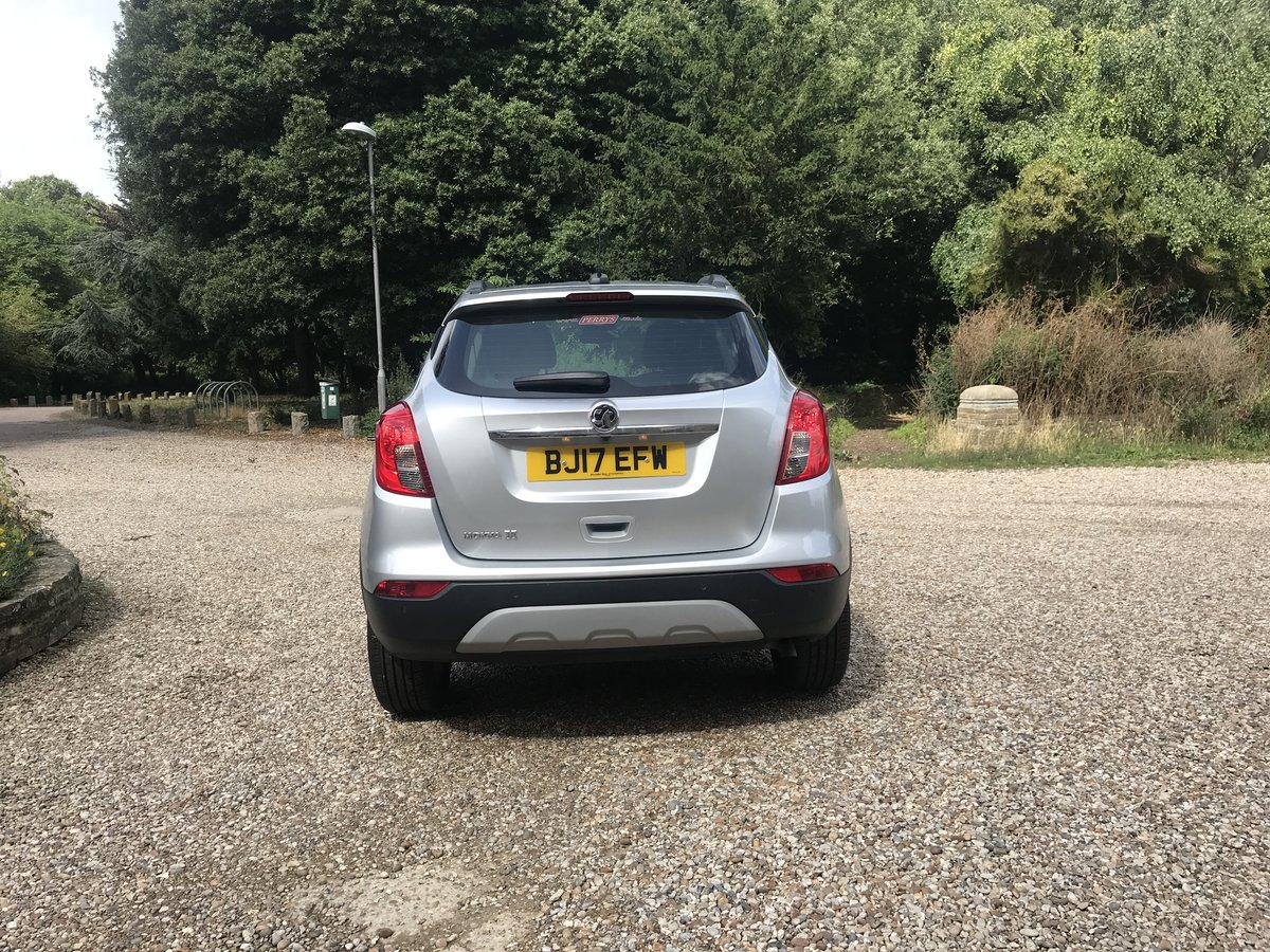 2017 VAUXHALL MOKKA ACTIVE SS 1.6 MANUAL For Sale (picture 3 of 6)