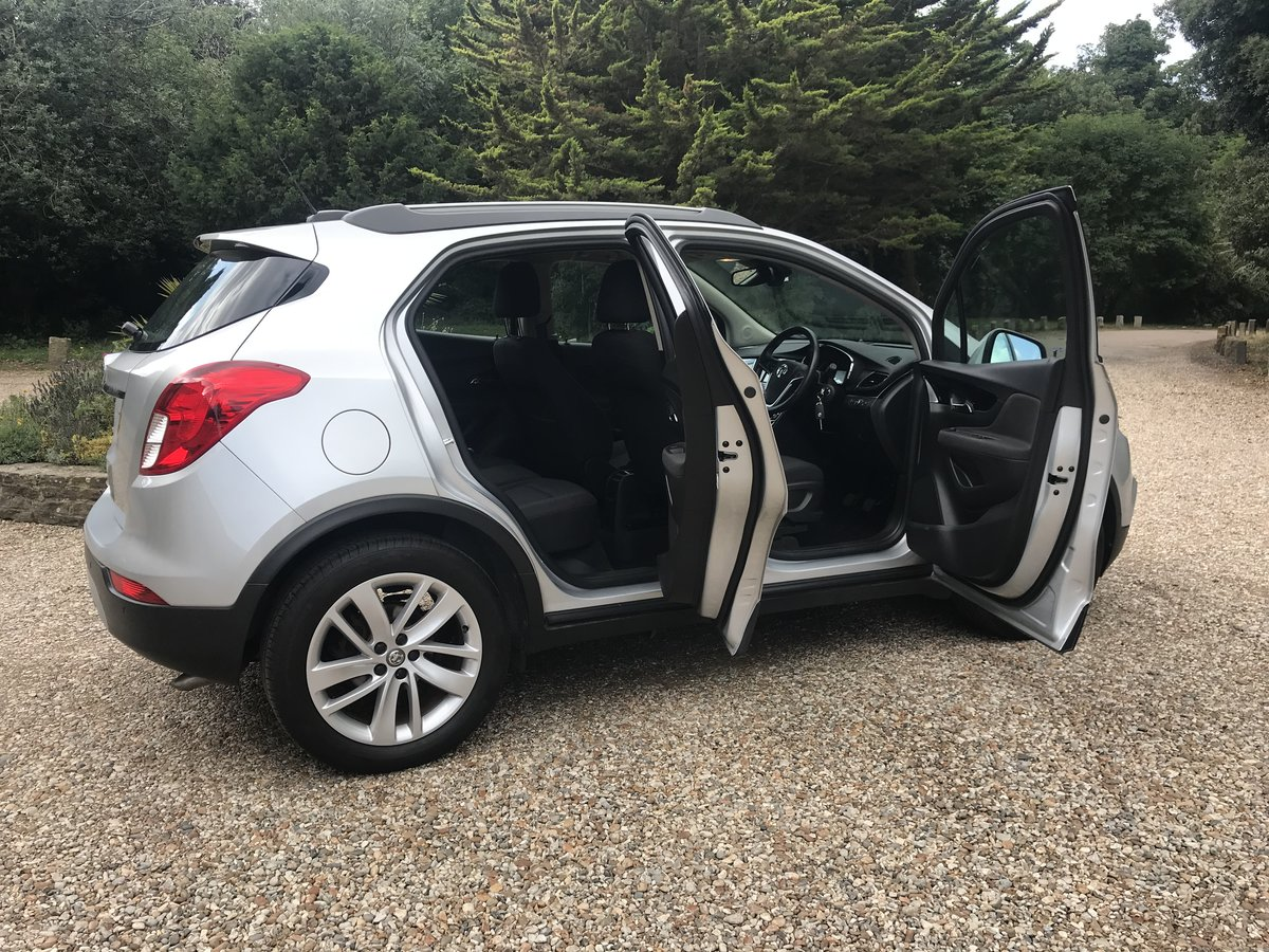 2017 VAUXHALL MOKKA ACTIVE SS 1.6 MANUAL For Sale (picture 4 of 6)