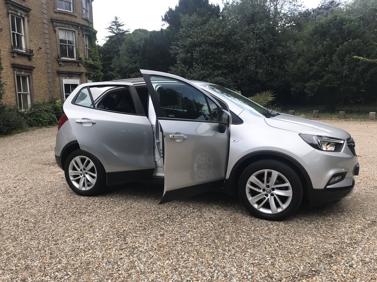2017 VAUXHALL MOKKA ACTIVE SS 1.6 MANUAL For Sale (picture 6 of 6)