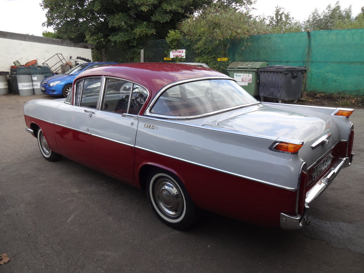 1960 Vauxhall cresta pa For Sale (picture 1 of 6)