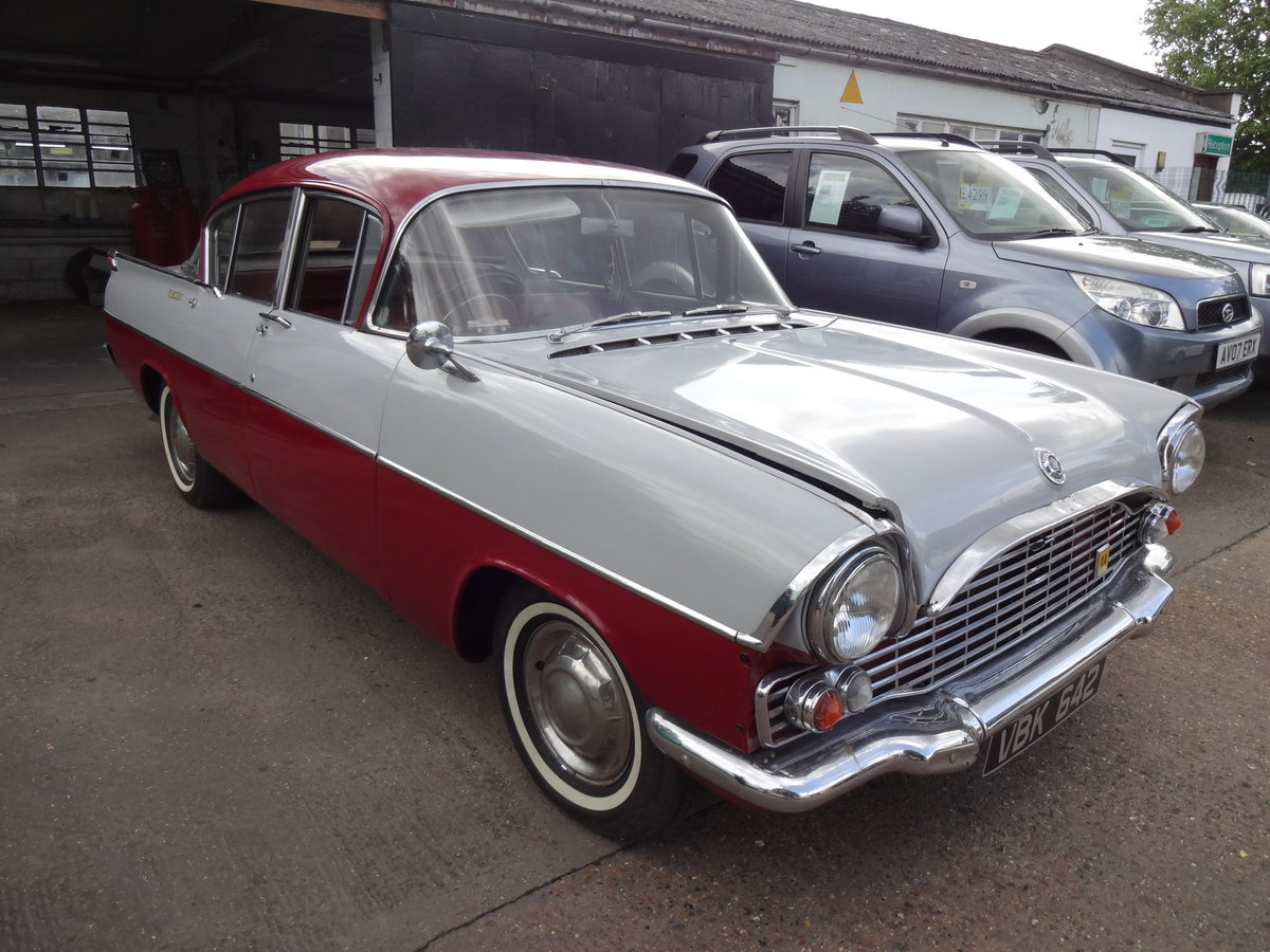 1960 Vauxhall cresta pa For Sale (picture 2 of 6)