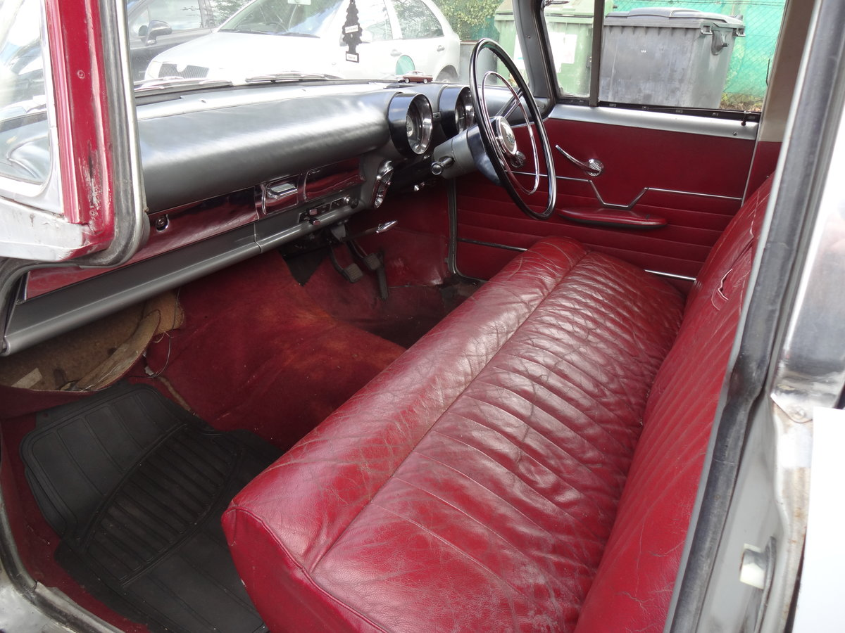 1960 Vauxhall cresta pa For Sale (picture 5 of 6)
