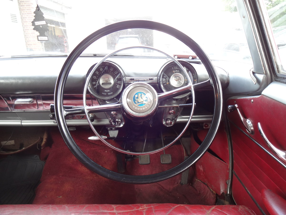 1960 Vauxhall cresta pa For Sale (picture 6 of 6)