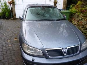 2002 Vauxhall Omega 2.6 Elite