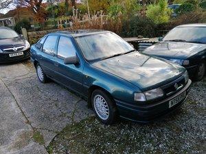 1995 Vauxhall Cavalier 1.7 TD LS Spares or Repair MOTd