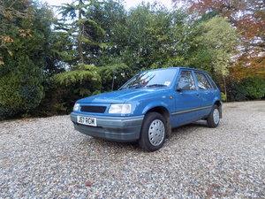 1991 Vauxhall Nova One Owner Fsh 45000 miles