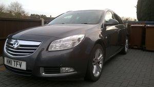 2011 Vauxhall insignia sri estate CHEAP