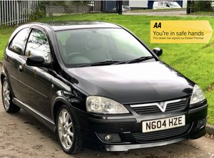 2007 Vauxhall Corsa Exclusiv 1.4 - Heated Leather Seats