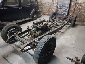 1936 Vauxhall Special Projekt For Sale