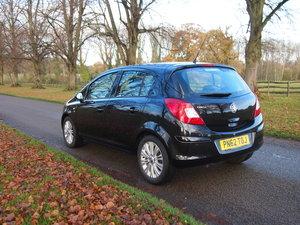2012 Vauxhall Corsa 1.4 Petrol Auto Very Low Miles