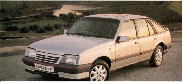 1988 Cavalier SRi 1.8 LXi