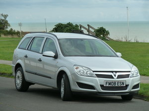 Picture of 2008 ASTRA 1.7 CDTi 16v LIFE 5DR ESTATE A/C FULL SERVICE HISTORY  SOLD