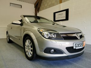 2009 Vauxhall Astra 1.6 TwinTop Sport Convertible/Coupe