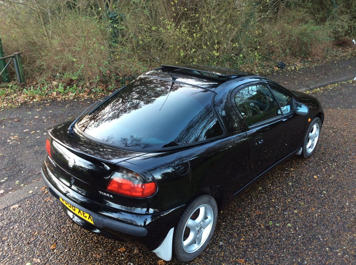 2000 Vauxhall Tigra 1.4 mk1. For Sale (picture 2 of 6)