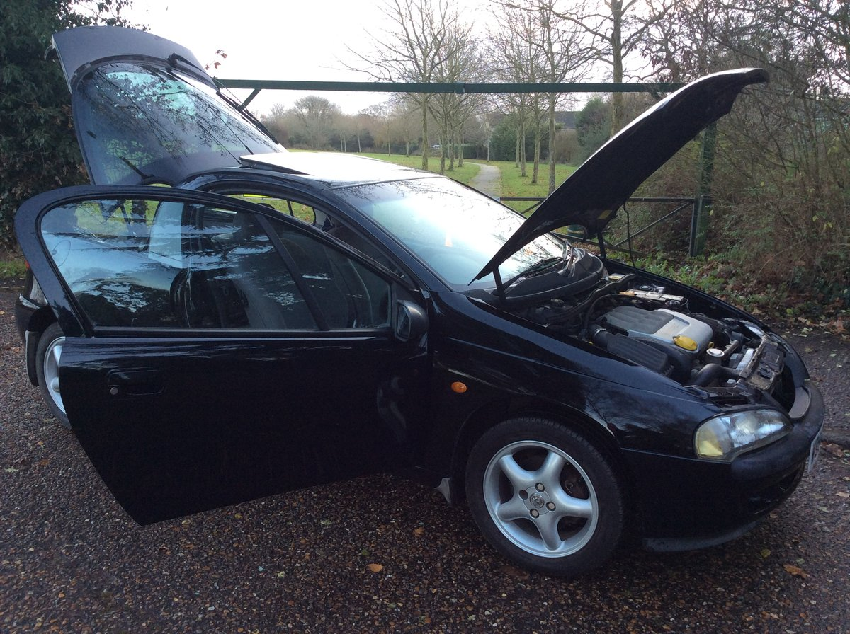 2000 Vauxhall Tigra 1.4 mk1. For Sale (picture 6 of 6)