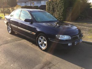 1999 Vauxhall Omega Elite 2.5i V6 Automatic With Just 49k Miles