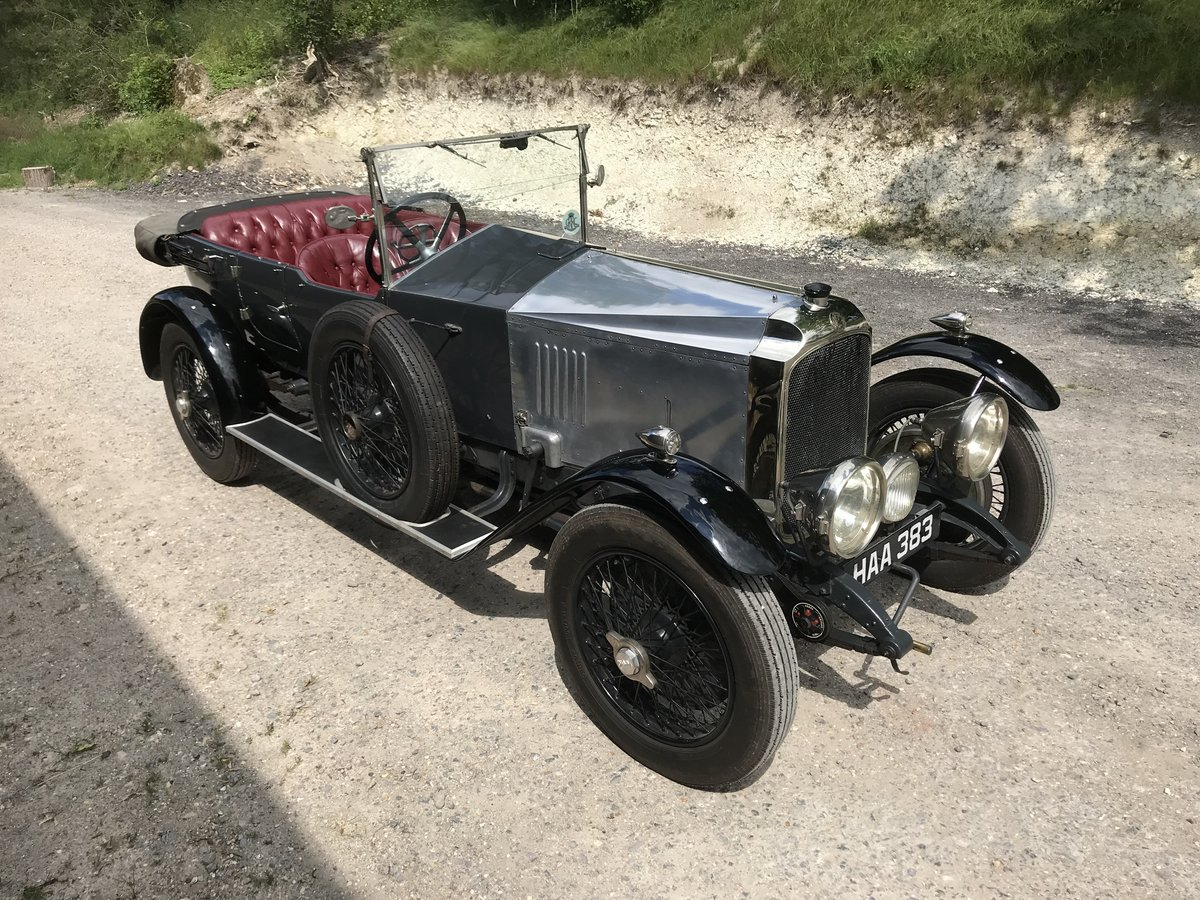 1926 Vauxhall 30/98 OE For Sale (picture 1 of 10)