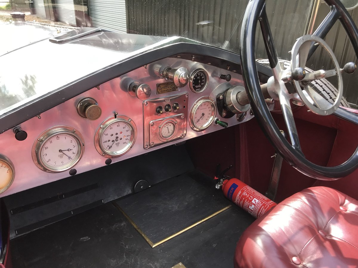 1926 Vauxhall 30/98 OE For Sale (picture 4 of 10)