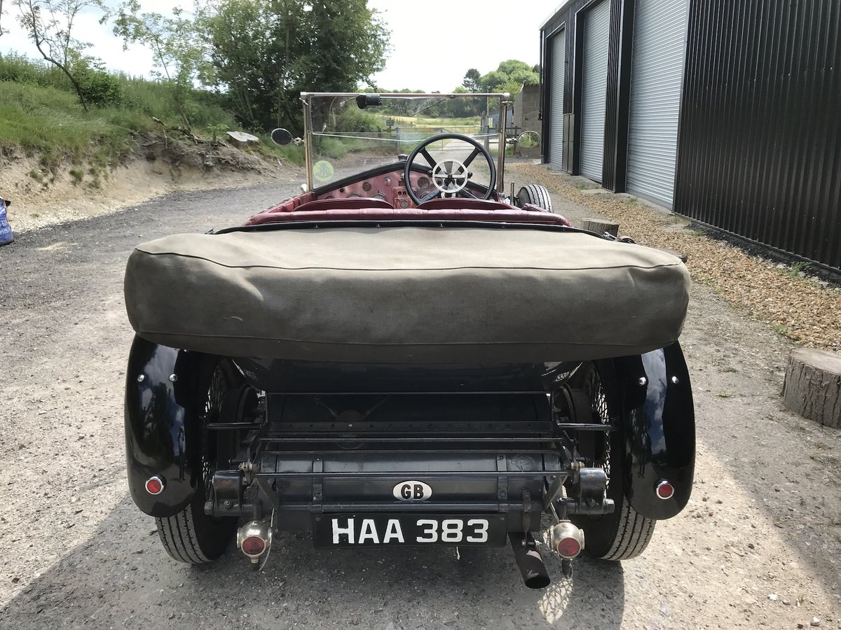 1926 Vauxhall 30/98 OE For Sale (picture 5 of 10)