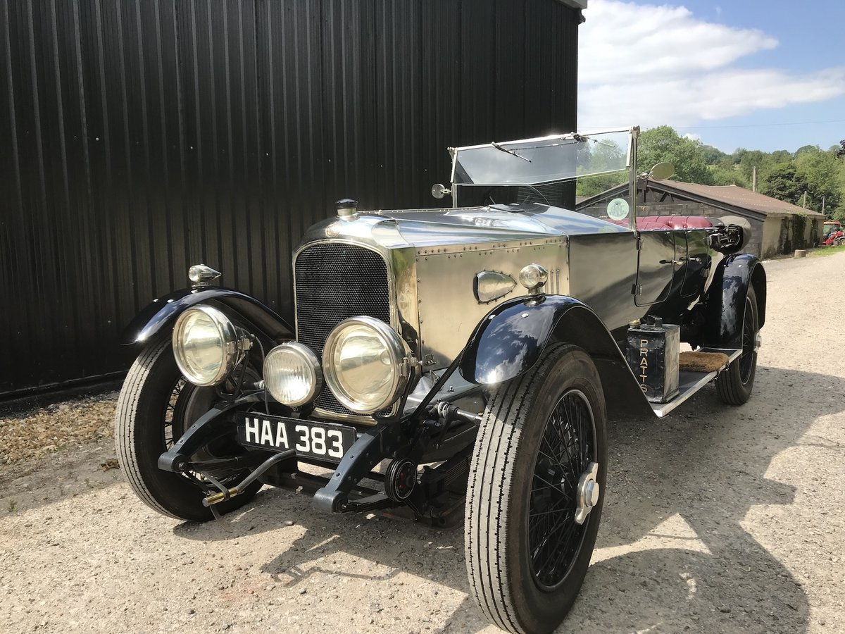 1926 Vauxhall 30/98 OE For Sale (picture 6 of 10)