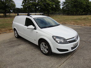 2010 Astra Sportive CDTI Euro4 van For Sale