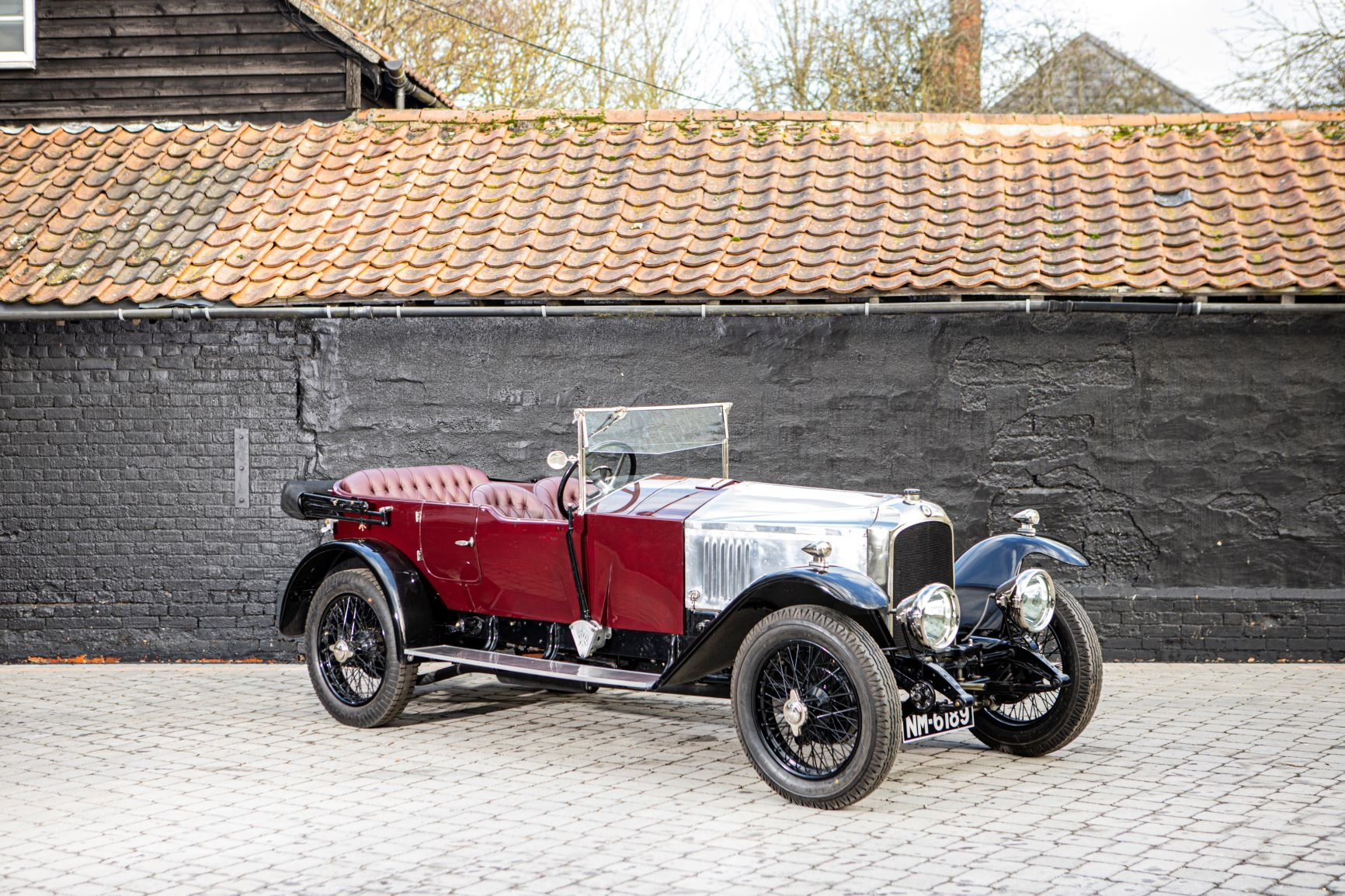 1924 Vauxhall 30-98 OE Velox Tourer For Sale (picture 1 of 6)