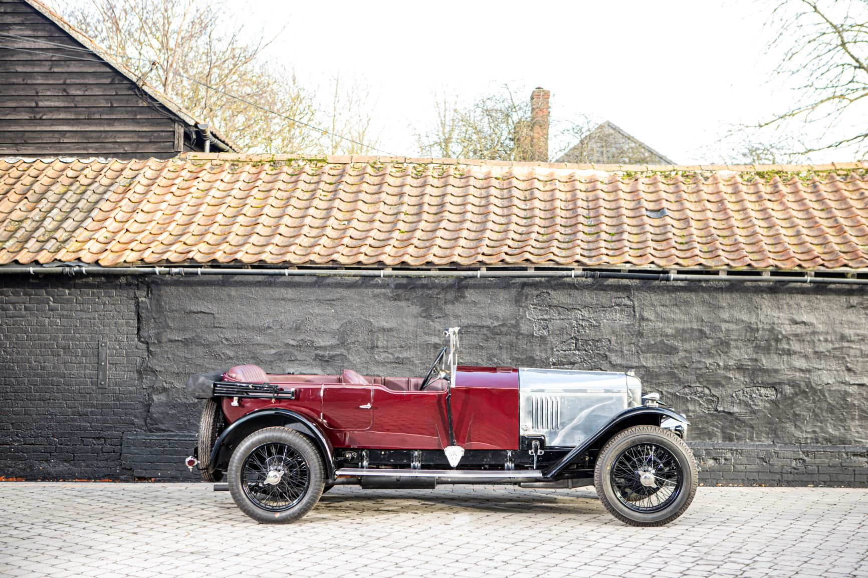 1924 Vauxhall 30-98 OE Velox Tourer For Sale (picture 2 of 6)
