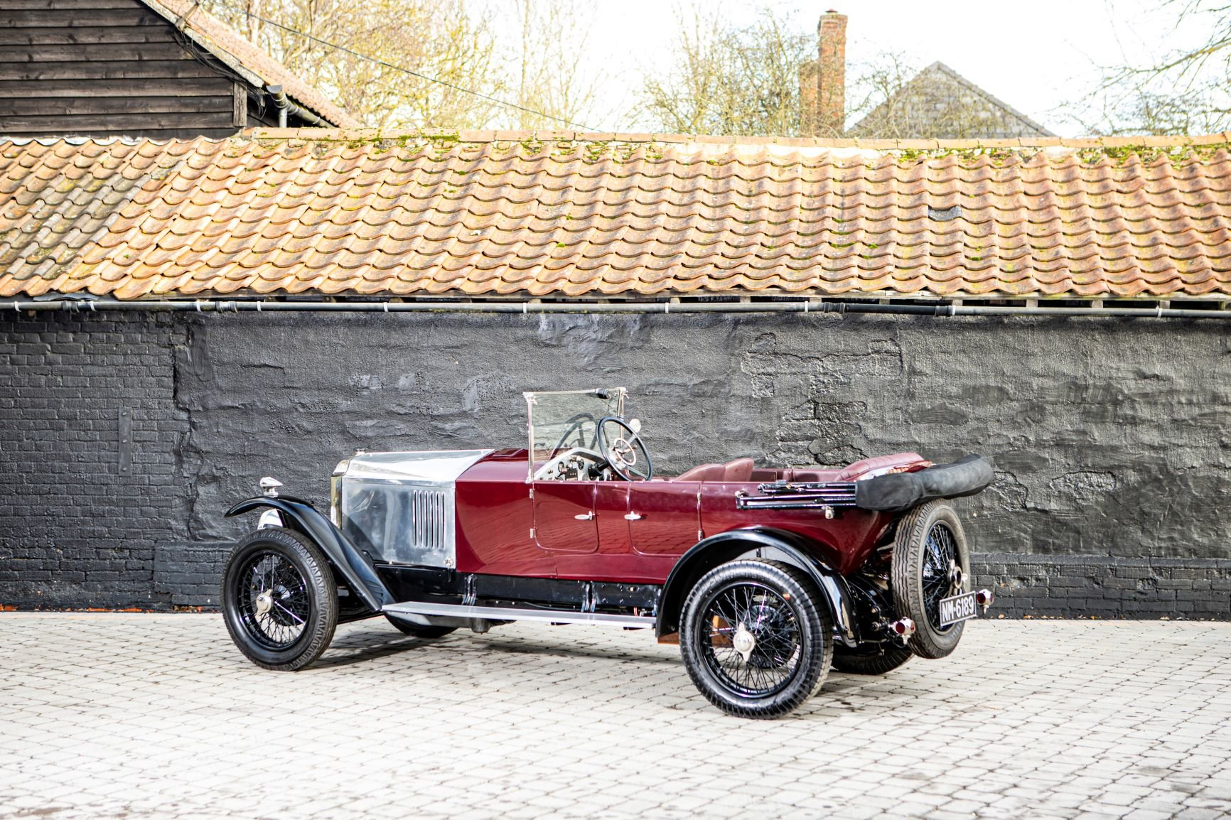 1924 Vauxhall 30-98 OE Velox Tourer For Sale (picture 3 of 6)