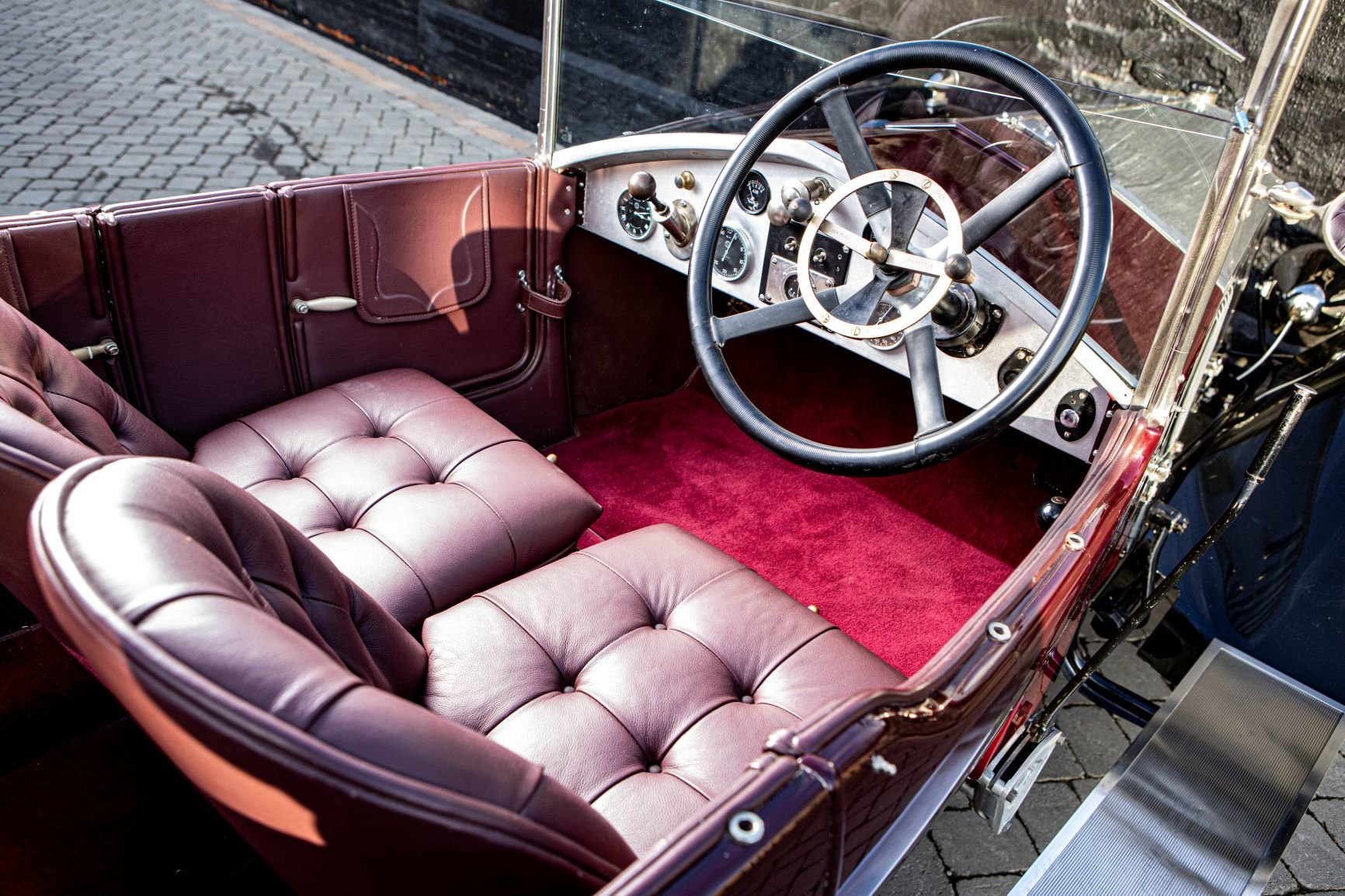 1924 Vauxhall 30-98 OE Velox Tourer For Sale (picture 4 of 6)