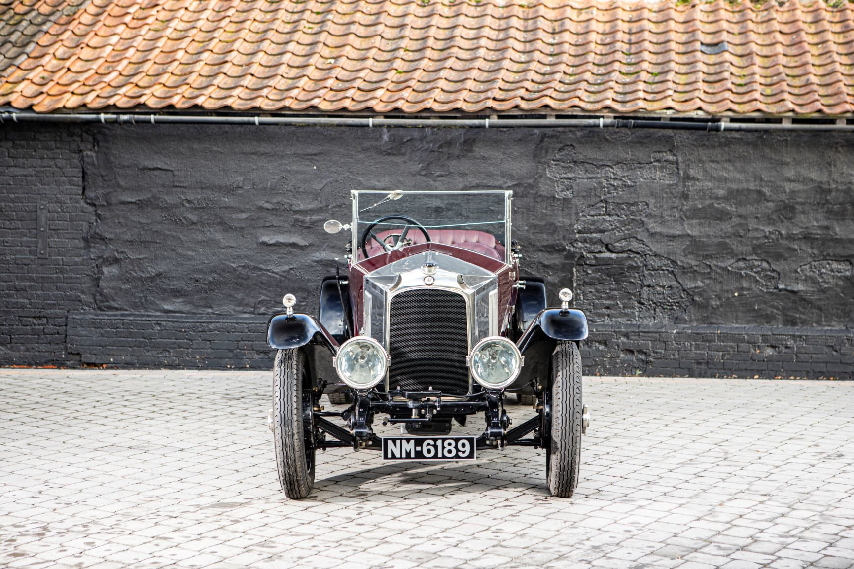 1924 Vauxhall 30-98 OE Velox Tourer For Sale (picture 6 of 6)